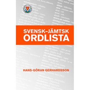 Svensk-jämtsk ordlista