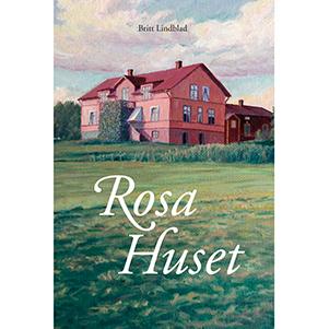 Rosa huset. Omslagsbild.