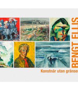 Bengt Ellis – konstnär utan gränser