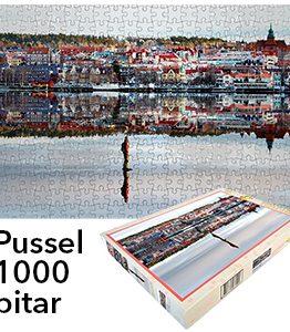 Pussel 1000 bitar – Skridskoåkaren Östersund