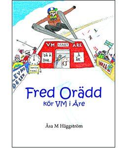 Fred Orädd kör VM i Åre